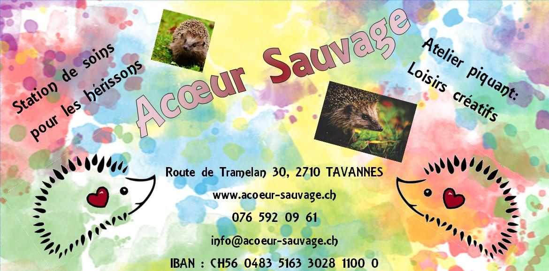 Acoeur-Sauvage et Renegis.ch